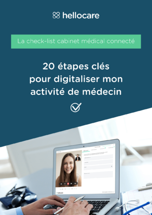 comment digitaliser activite medecin